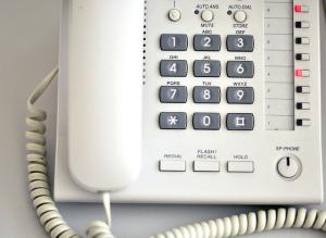 Irodai telefon