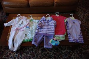 Gyerekruha beszerzés